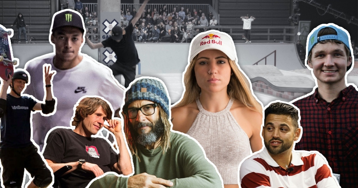 most famous skateboarders and best skateboarders of all time.