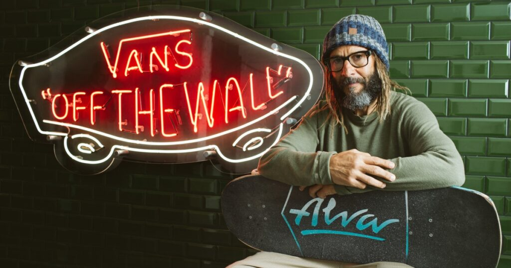 Tony Alva, one of the best skateboarders of all time
