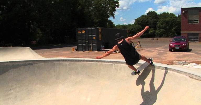 Moodus Skatepark – Skateboarding in East Haddam, Connecticut