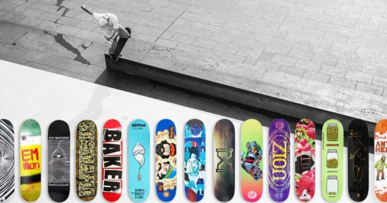 9 Best Skateboard Deck Brands To Purchase In 2021