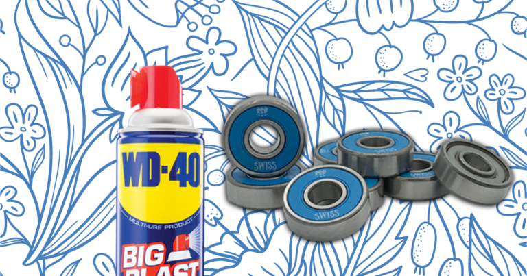 Can You Use WD-40 On Skateboard Bearings? (Explained)