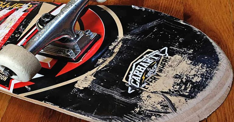 What Is a Razor Tail On A Skateboard? (And How To Fix It)